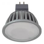 Ecola MR16 LED 7,0W 220V GU5.3 4200K матовое стекло Лампа светодиодная